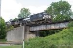 NS 156 crossing 21 Bypass bridge