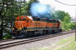 BNSF 2966 & 2272