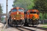 BNSF 5359 & 2966