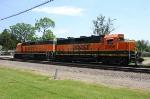 BNSF 2272 & 2966