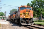 BNSF 5528