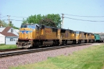 UP 4446, 5079, 4925 & 4013