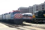 Metra 611 & 425 & UP 1995