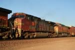BNSF 602
