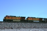 BNSF 4492