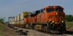 BNSF 7521 East