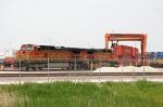 BNSF 4374 & 5132