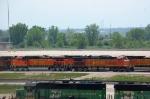 BNSF 5371 & 5103