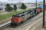 CN 5456 SD 50F   Leading IC 6011 and BLE 903 at BIT