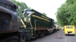 CNJ GP7 1524 which was recently restored