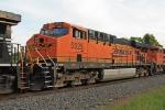 BNSF 5925 on NS 417
