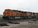 BNSF 7285 & 4102