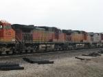 BNSF 4373 & 5264