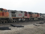 BNSF 769 & 7554
