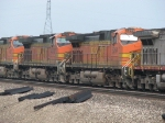 BNSF 5264 & 4373