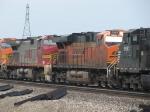 BNSF 7554 & 769