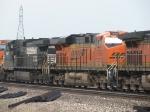 BNSF 7570 & NS 9087