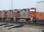 BNSF 768 & 752