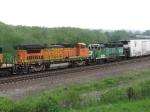 BNSF 510 & 1502