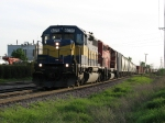 171 slows as it approaches the ADM plant