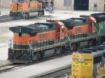 BNSF 8621 & 8614
