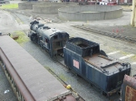 Canadian National 3377 at Steamtown