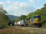 GEVO's when they were pretty new leading a southbound exactly 2 years before my last day with CSX
