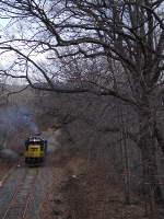 C712 on the former ERIE newburgh branch