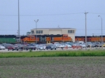 BNSF 2013 and 4124