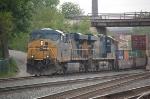 CSX 5387 & 5257