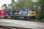 CSX 7684 & 5487