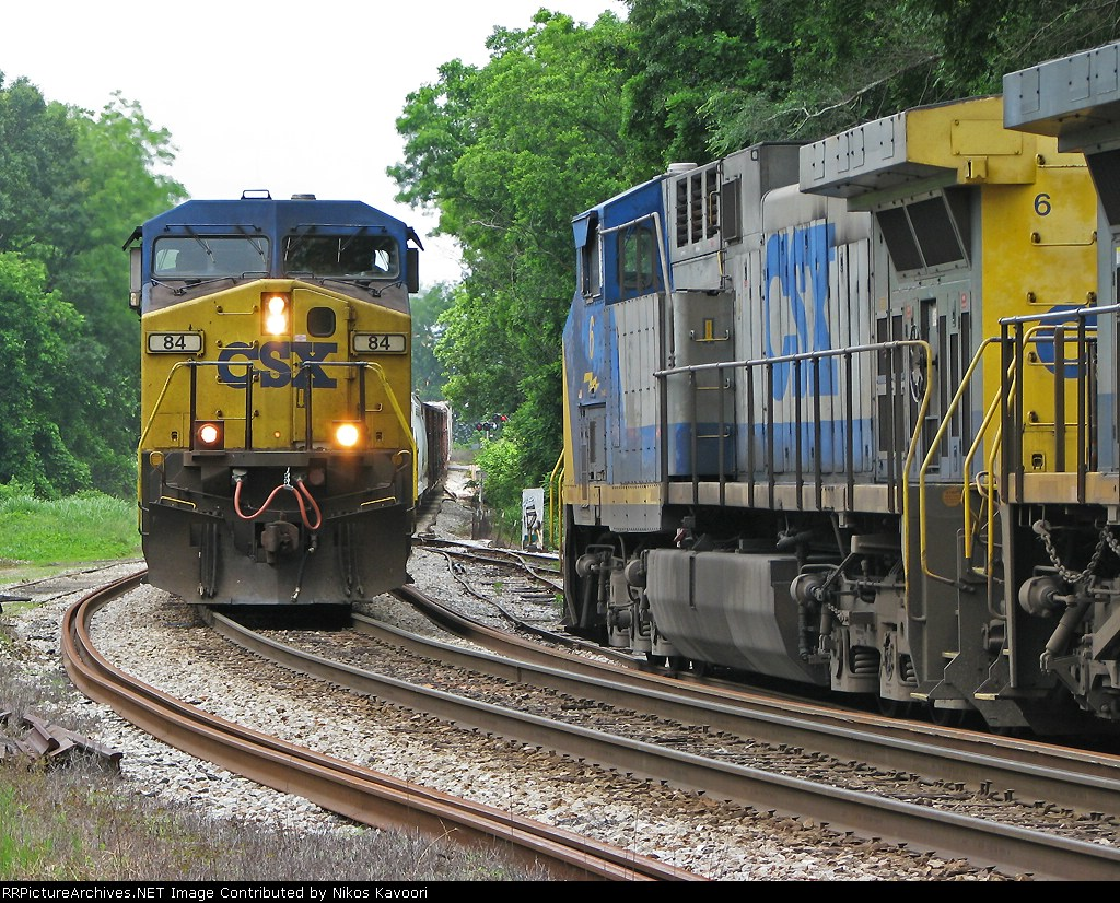 Q676 meets what will later become G491's power.