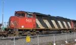 CN 5433 at Bramalea GO