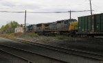 CSX 4791 & 7345