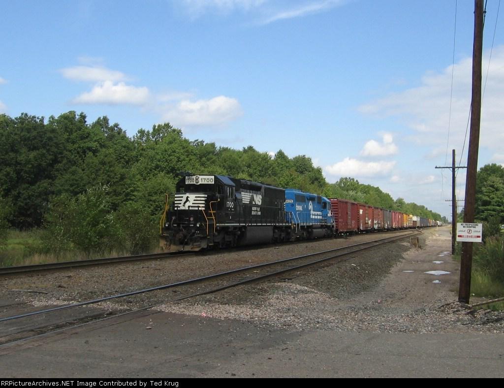 NS 1700 & 3429