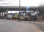 NS 3434 & CSX 2798