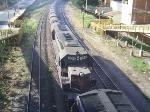 DDM45 854 sendo liderada pela BB36-7 708