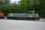 xBN BNSF 3142