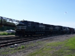 All Norfolk Southern Power on the BNSF Aurora Sub