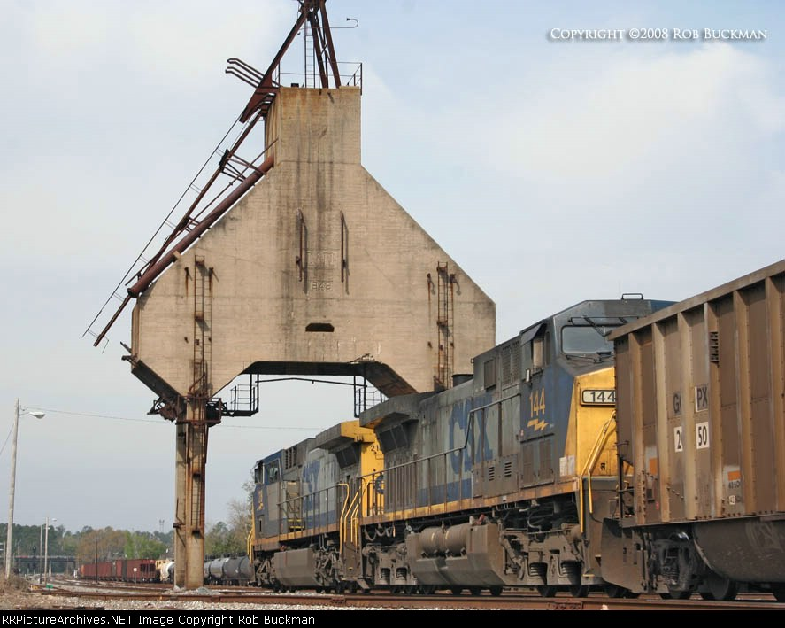 CSX Coal at Flomaton