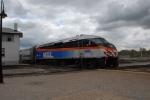 Metra Train#211