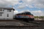 Metra Train#215