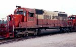 Illinois Central SD40 #6005 at East Thomas Yard