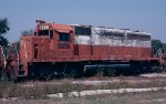 Illinois Central Gulf SD40 #6058
