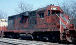 Illinois Central Gulf GP11 #8719