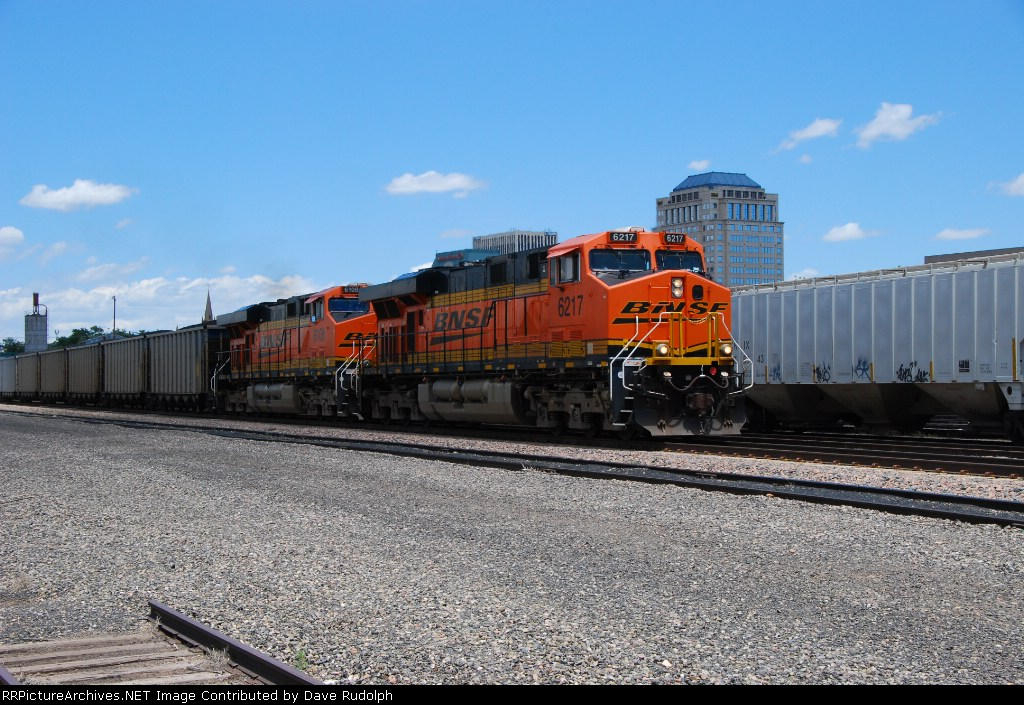 BNSF 6217
