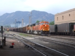 New Colored BNSF 8987