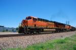 BNSF 5857