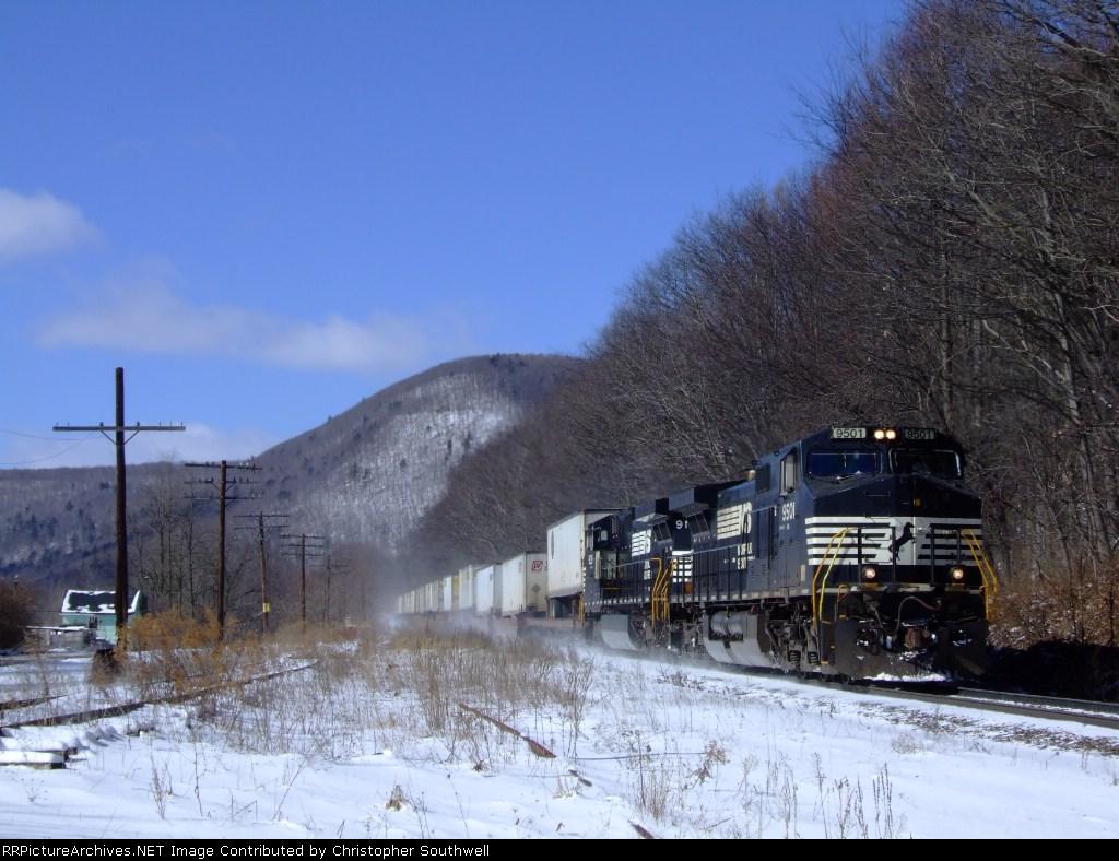 168 wheelin towards Albany