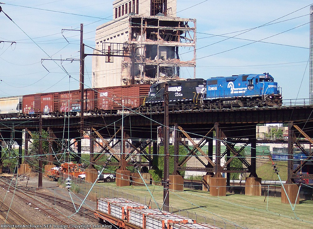 Conrail & Civic Ctr., gone but not forgotten